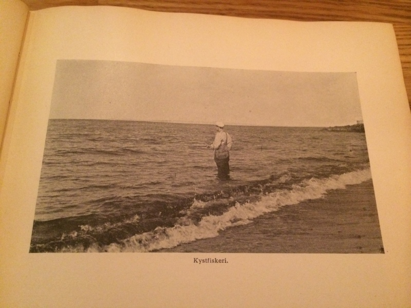 Seatrout fishing.