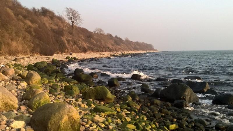 Bornholm fishing south coast