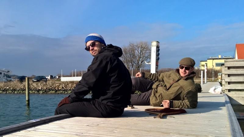 Kasper Thybo og Jonas Thorsted
