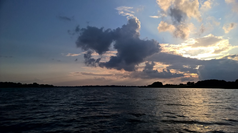 Stege Nor - Sunset