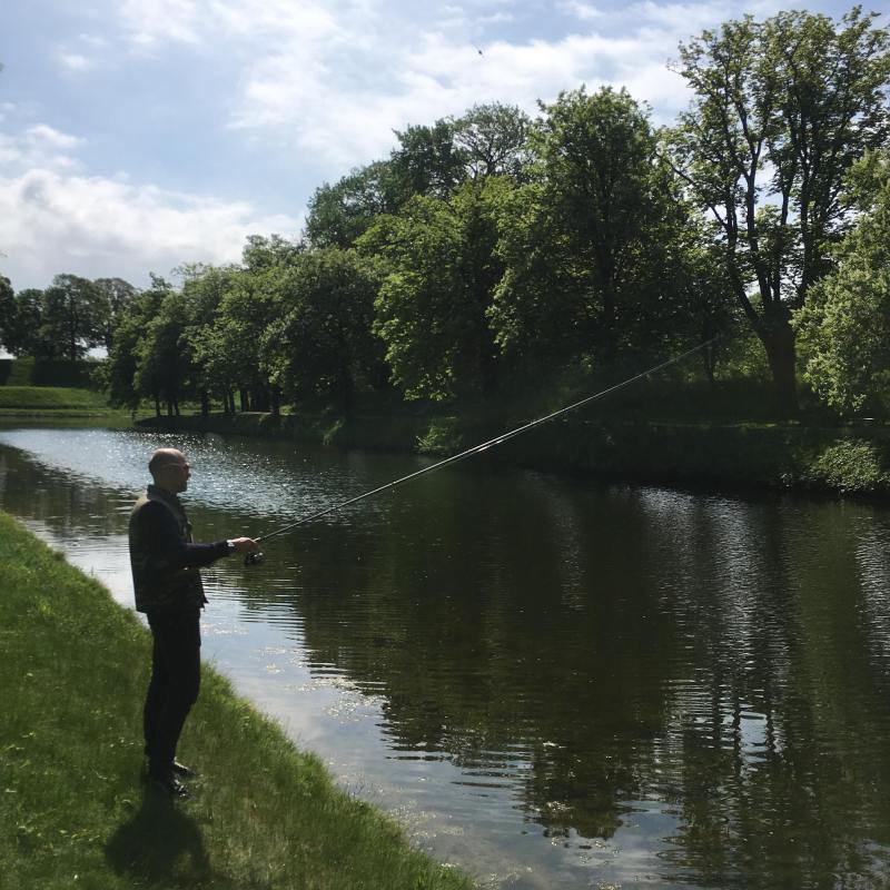 Kastellet fishing