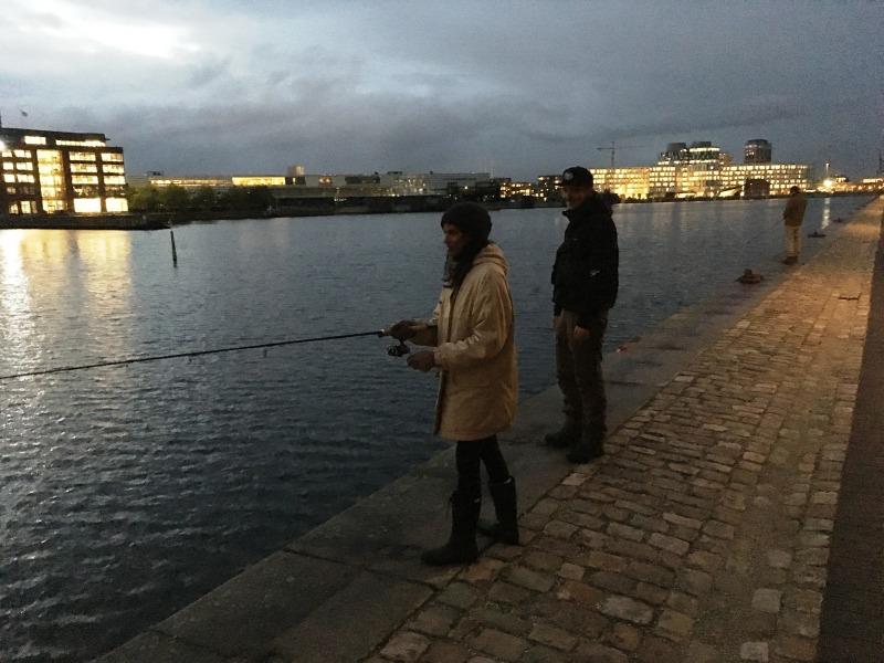 Streetfishing Copenhagen